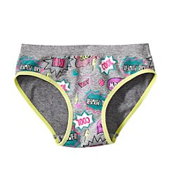 Maidenform® Girls' Comic Hero Seamless Hipster
