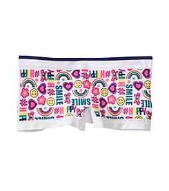 Maidenform® Girls' Smile Seamless Boyshorts