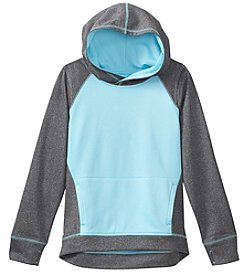 Exertek® Girls' 7-16 Colorblock Fleece Pullover Hoodie