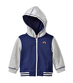 Mix & Match Baby Boys Football Fleece Hoodie