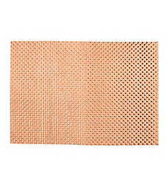 LivingQuarters Textalene Basketweave Placemat