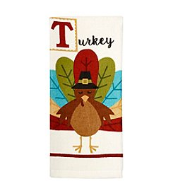 Ritz™ 'T Is For Turkey' Kitchen Towel