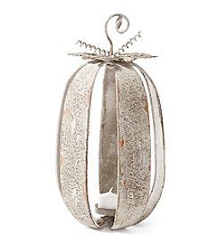 LivingQuarters Small Pumpkin Tealight Holder