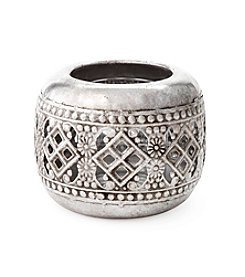 CASA by Victor Alfaro Wanderlust Collection Small Metal Candle Holder