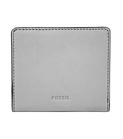 Fossil® Emma RFID Leather Mini Wallet