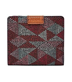 Fossil® Emma RFID PVC Mini Wallet