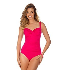 Trimshaper® Solid Avery Tank One-Piece