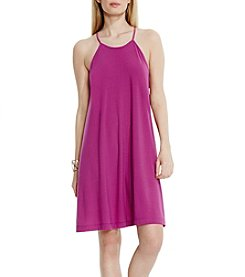 Vince Camuto® Crepe Knit Halter Dress