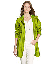 Lauren Jeans Co.® Silk Utility Jacket
