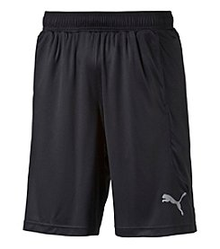PUMA® Men's Knit Colorblock Shorts