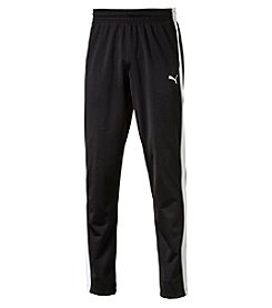 PUMA® Men's Contrast Tricot Pants