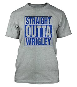 MLB® Chicago Cubs Straight Outta Wrigley Men's Short Sleeve Tee