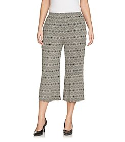Chaus Wide Leg Serengeti Rhythm Pants
