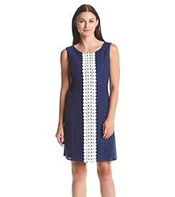 Lennie® Jewel Neck Sheath Dress