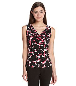 Calvin Klein Petites' Abstract Print Cami