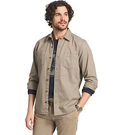 G.H. Bass & Co. Men's Essential Long Sleeve Button Down Shirt