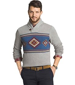 G.H. Bass & Co. Men's Shawl Collar Sweater