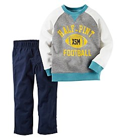 Carter's® Baby Boys 2-Piece Half-Pint Football Set