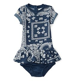 Ralph Lauren® Baby Girls' Bandana Dress