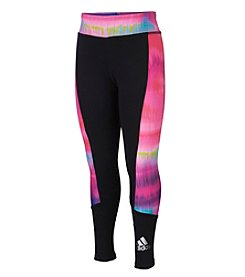 adidas® Girls' 2T-6X Victory Tights