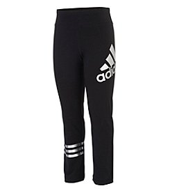 adidas® Girls' 2T-6X Performance Workout Pants