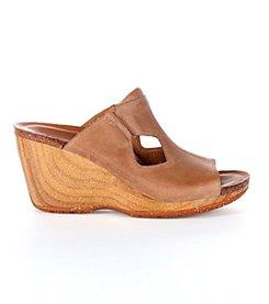 Rocky 4EurSole® Twin Gore Wedge Slide Sandals