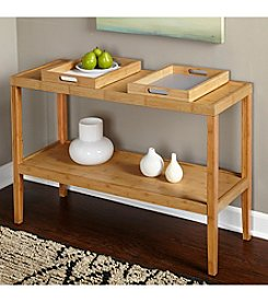 Target Marketing Systems Parker Console Table with Trays