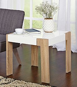 Target Marketing Systems Smart End Table