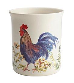 Paula Deen® Garden Rooster Tool Crock