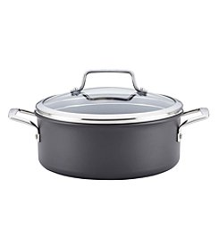 Anolon® Authority™ Hard-Anodized Nonstick 5-qt. Covered Dutch Oven
