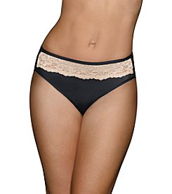 Bali® One Smooth U Comfort Indulgence Lace Hi-Cut Panties