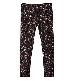Mix & Match Girls' 2T-6X Dot Printed Leggings