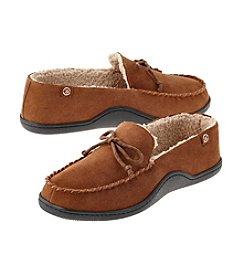 Isotoner Signature® Men's Suede Mocassins