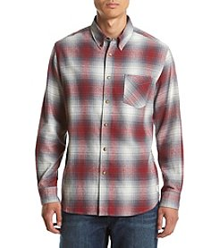 Weatherproof® Vintage Men's Long Sleeve Button Down Shirt