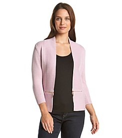 Ivanka Trump® Open Cardigan