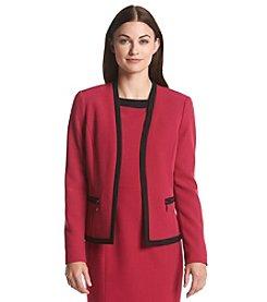 Kasper® Strech Crepe Jacket
