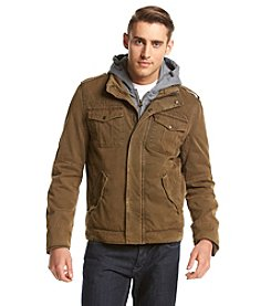 Levi's Men's 4 Pocket Trucker Jacket With Sherpa Lining