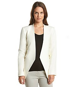 Ivanka Trump® Open Two Pocket Jacket
