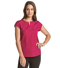 Ivanka Trump® One Pocket Blouse