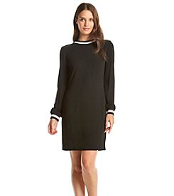 MICHAEL Michael Kors® Crumpled Crepe Dress