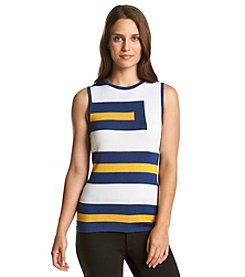 Anne Klein® Sweater Tank