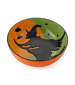 LivingQuarters Witch Bowl