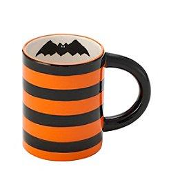 LivingQuarters Bat Mug