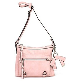 Jessica Simpson Tatiana Top Zip Crossbody