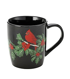 LivingQuarters Cardinal Mug