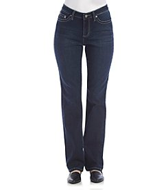 Earl Jean® Bling Flap Pocket Straight Leg Jeans