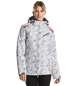 Below Zero Crackle Systems Jacket
