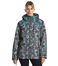 Below Zero Crackle Anorak Coat