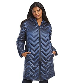 MICHAEL Michael Kors® Plus Size Quilted Packable Down Jacket