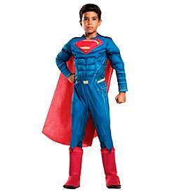 DC Comics® Batman v Superman: Dawn of Justice Deluxe Superman® Child Costume